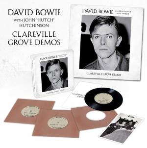 David Bowie: Clareville Grove Demos
