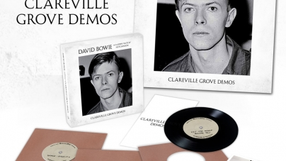David Bowie: Clareville Grove Demos