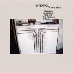 Interpol: A Fine Mess EP