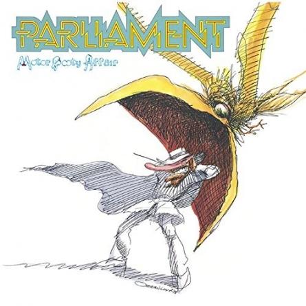 Discography: Parliament-Funkadelic: Motor Booty Affair