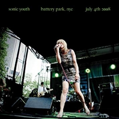 Sonic Youth: Battery Park, NYC: July 4, 2008