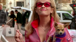Revisit: Legally Blonde
