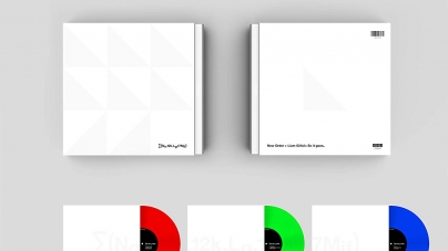 New Order: ∑(No,12k,Lg,17Mif) New Order + Liam Gillick: So it goes…