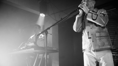 Concert Review: Hot Chip/Holy Fuck