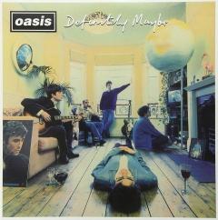 Oasis: Definitely Maybe (vinyl reissue)