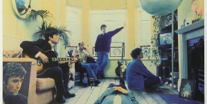 Oasis: Definitely Maybe (vinyl reissue)