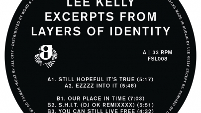 Lee Kelly: Excerpts from Layers of Identity