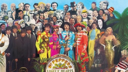 Resequence: Beatles: Sgt. Pepper's Lonely Hearts Club Band