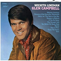 Bargain Bin Babylon: Glen Campbell: Wichita Lineman