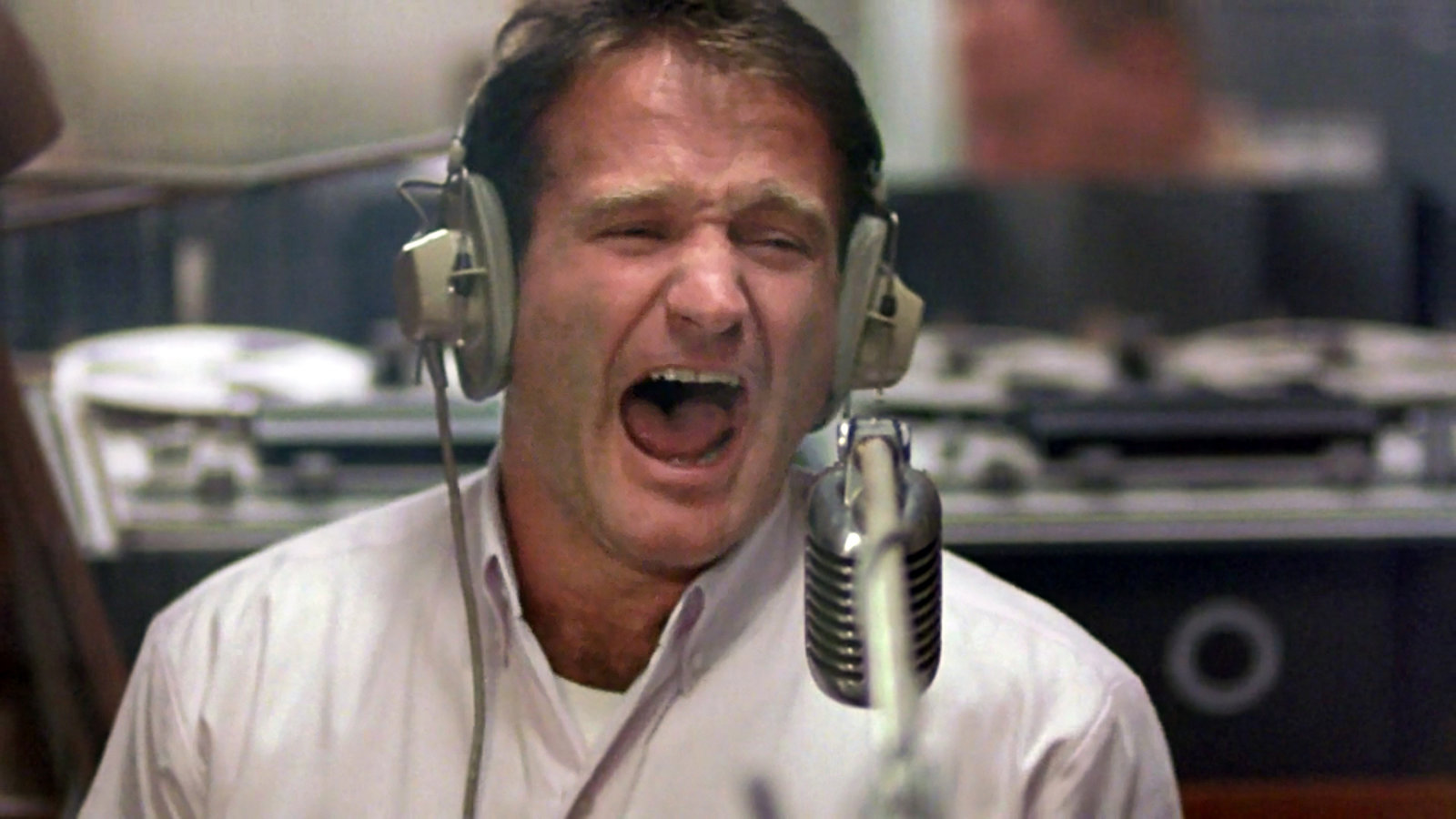 Good Morning, Vietnam - Robin Williams as Adrian Cronauer