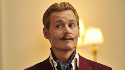 From the Vaults of Streaming Hell: Mortdecai