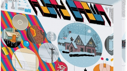 Rusty Brown: by Chris Ware