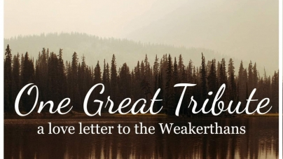 Various Artists: One Great Tribute! A Love Letter to the Weakerthans