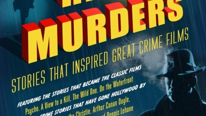 The Big Book of Reel Murders: Edited by Otto Penzler
