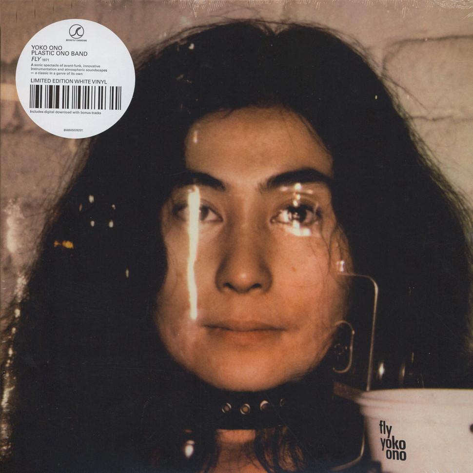 Discography Yoko Ono Fly Spectrum Culture