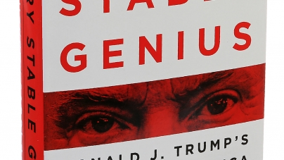A Very Stable Genius: by Philip Rucker and Carol Leonnig