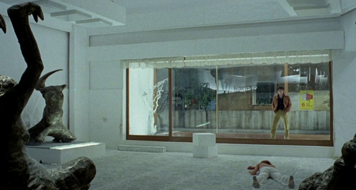 Oeuvre: Argento: The Bird with the Crystal Plumage