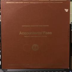Bargain Bin Babylon: Accountants' Fees