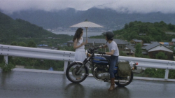 Rediscover: His Motorbike, Her Island