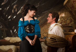 Mirror Mirror - Lily Collins and Armie Hammer