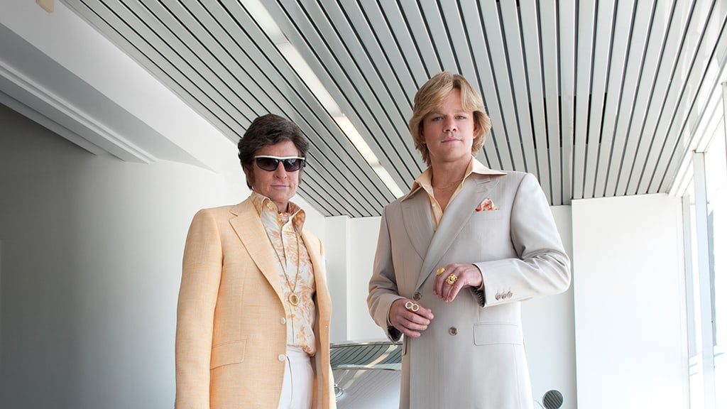 Soderbergh: Behind the Candelabra