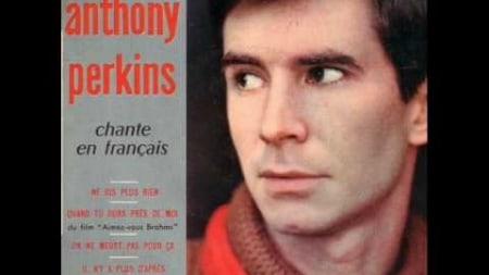 Bargain Bin Babylon: Anthony Perkins: Chante en Français