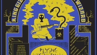 King Gizzard and the Lizard Wizard: Flying Microtonal Banana