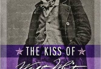 The Kiss of Walt Whitman Still on My Lips: by Raymond Luczak